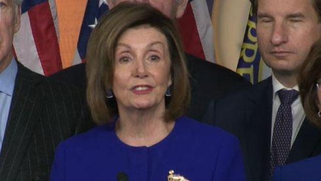 Fox News Today: Nancy Pelosi: 'No question' USMCA 'much better than NAFTA'