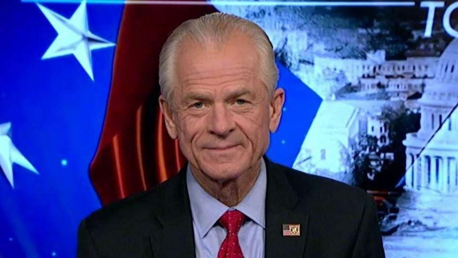 Fox News Today: Peter Navarro: USMCA is Trump's vision (not Pelosi's) — and a shining example of promises made, promises kept