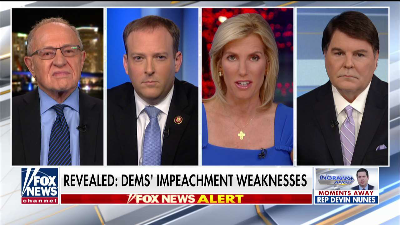 Fox News Today: Gregg Jarrett: Adam Schiff is 'guilty of abuse of power himself'