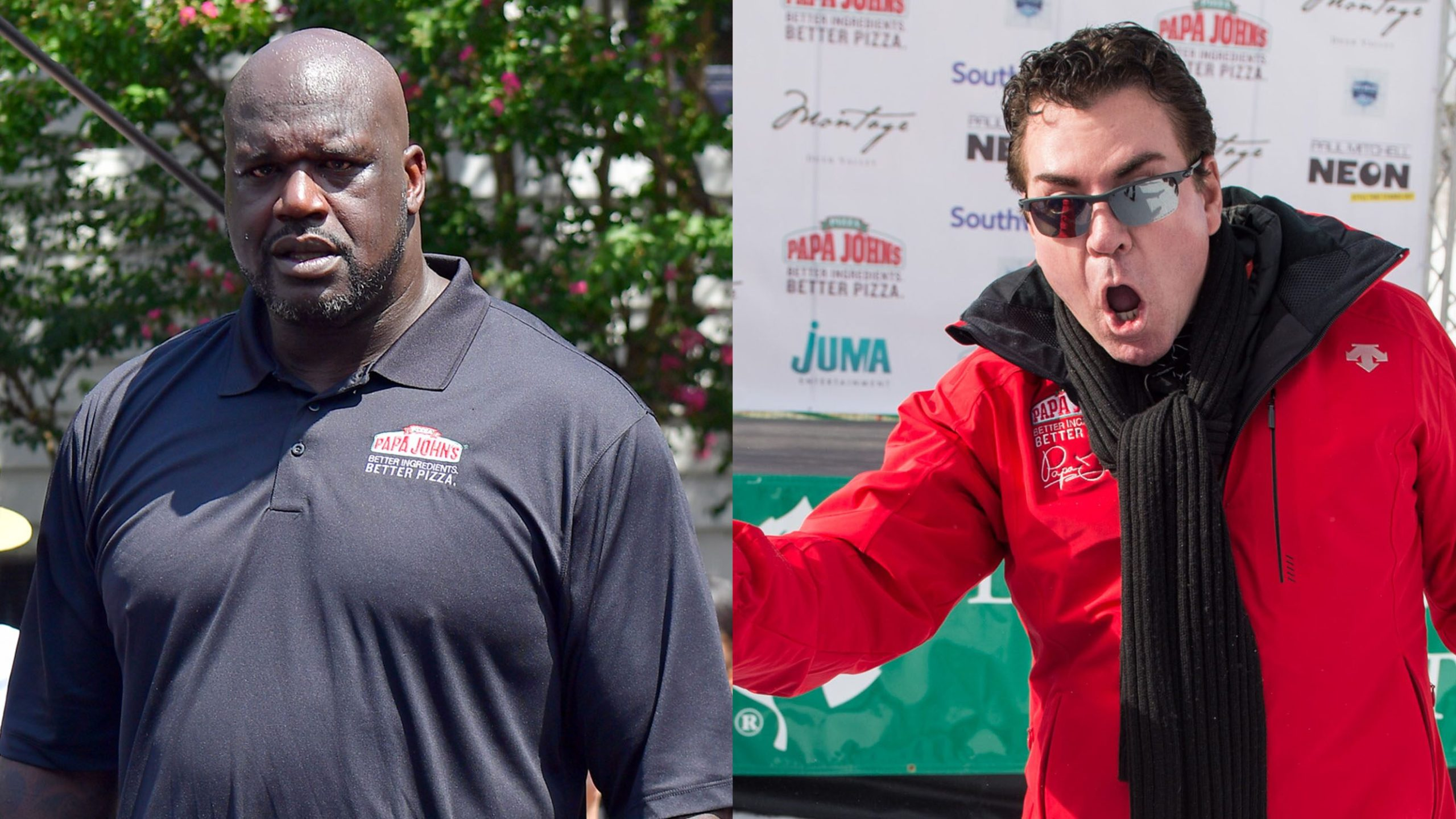 Fox News Today: Former Papa John's CEO criticized by Shaq: 'Sometimes people don't know when to keep their mouths shut'
