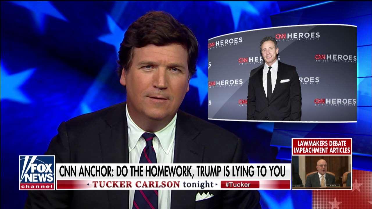 Fox News Today: Tucker Carlson: Horowitz report exposed CNN's Trump-FISA narratives as misleading