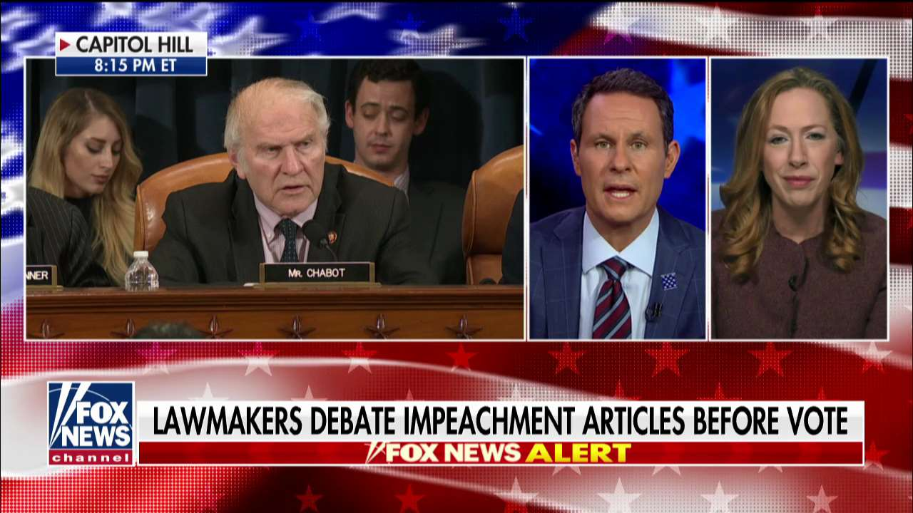 Fox News Today: 'Honey, we shrunk the impeachment': Kimberley Strassel reacts to revised Democratic articles
