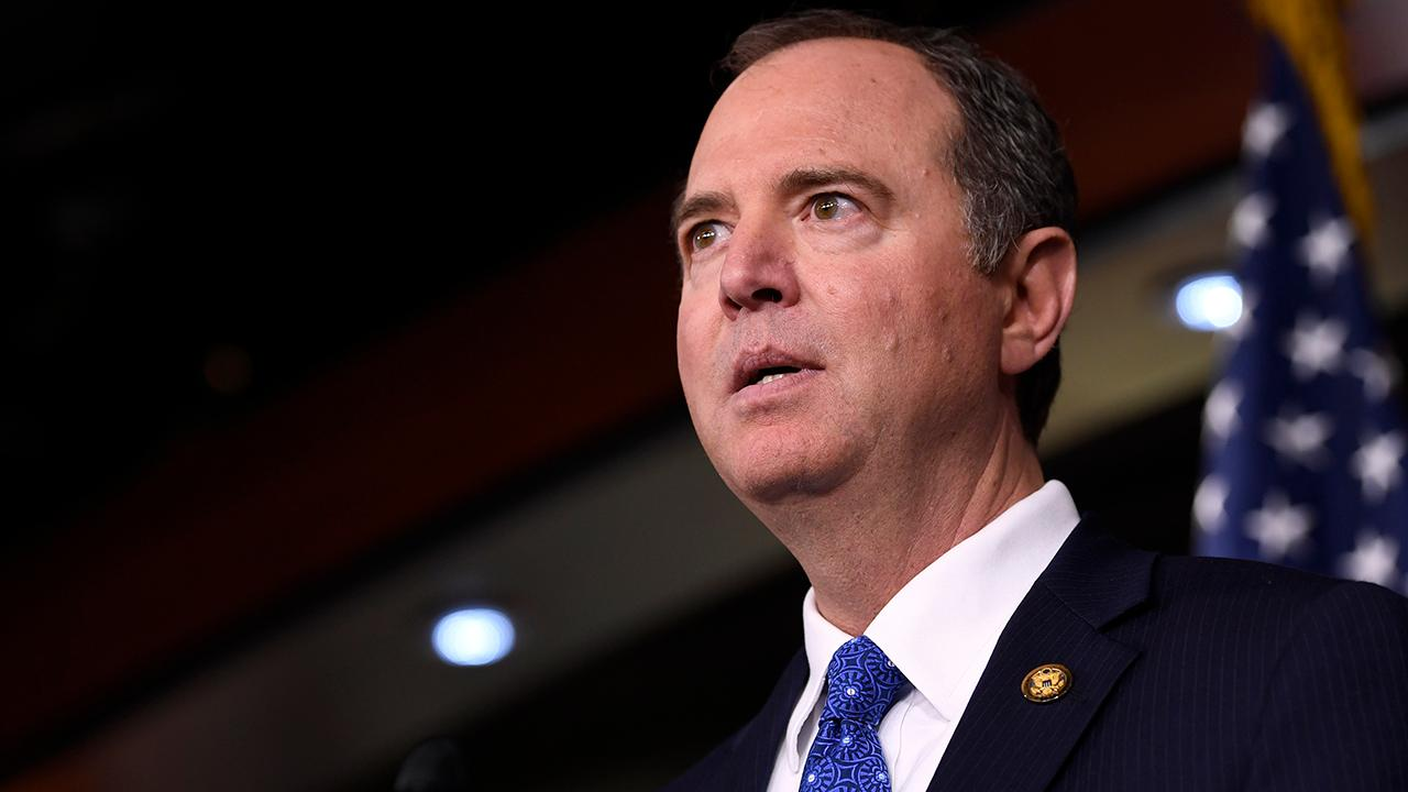 Fox News Today: Schiff called 'hypocrite' as past comments criticizing Clinton impeachment emerge