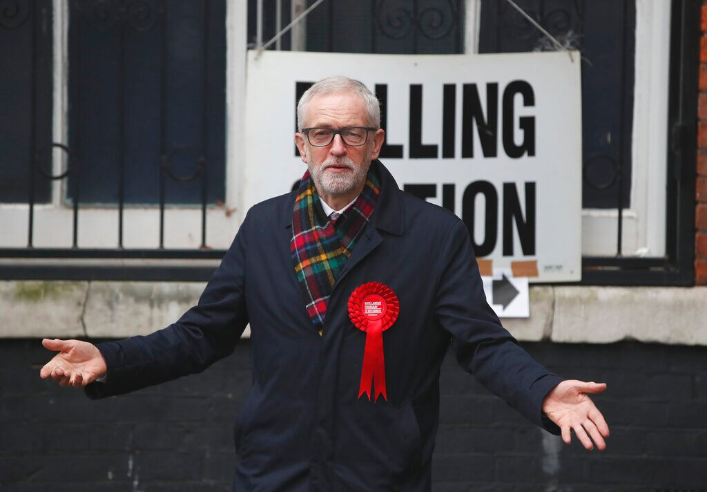 Fox News Today: Corbyn's bloodbath defeat in UK election sends 'catastrophic warning' to 2020 Dems