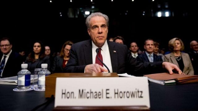 Fox News Today: Tom Fitton says Horowitz report reveals President Trump was a crime victim
