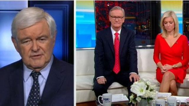 Fox News Today: Newt Gingrich: Impeachment a bizarre, anti-constitutional 'gimmick'
