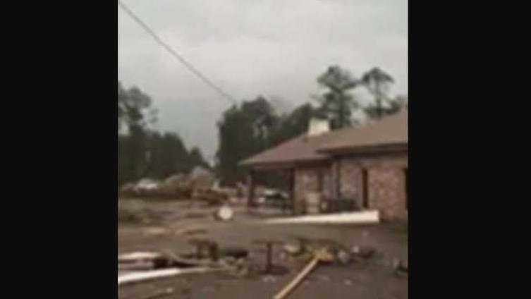 Fox News Today: Tornadoes reported in Louisiana, damaging homes, church, at least 1 dead