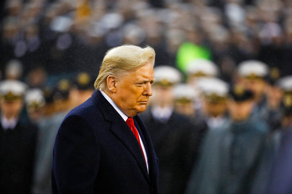 Fox News Today: Varney: Video of President Trump at Army-Navy game speaks for itself