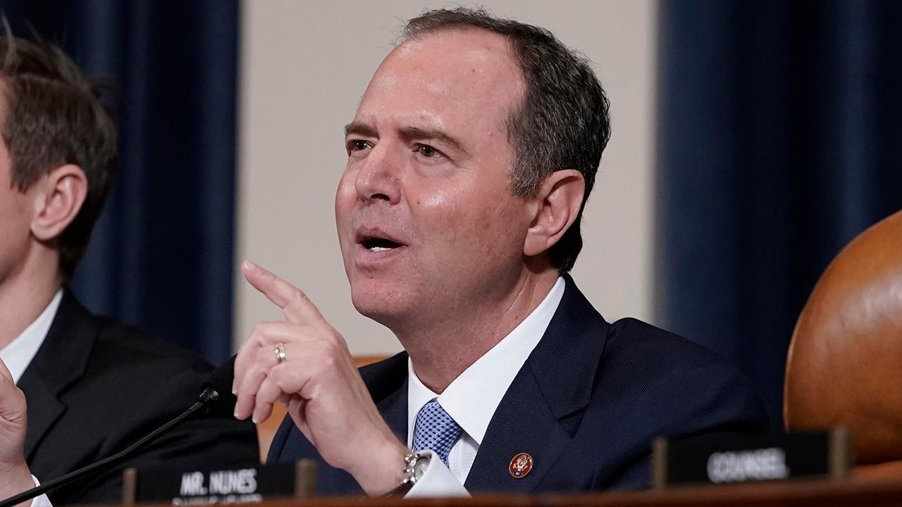 Fox News Today: Schiff town hall erupts into clashes amid shouts of 'liar' and 'treason'