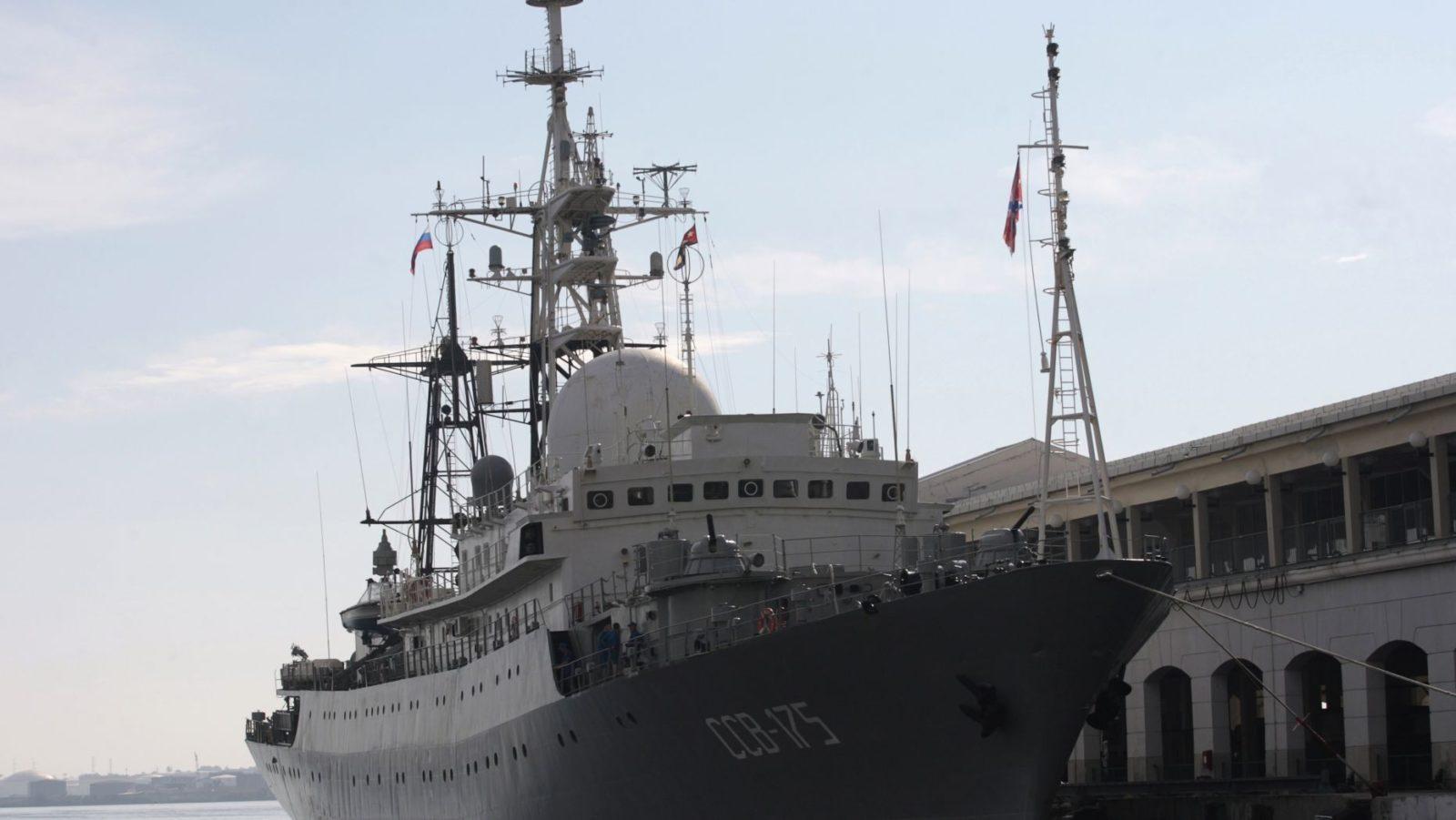 Fox News Today: Russian spy ship spotted off East Coast near US submarine fleet, Coast Guard warns