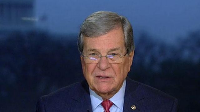 Fox News Today: Trent Lott: Trivializing impeachment is concerning