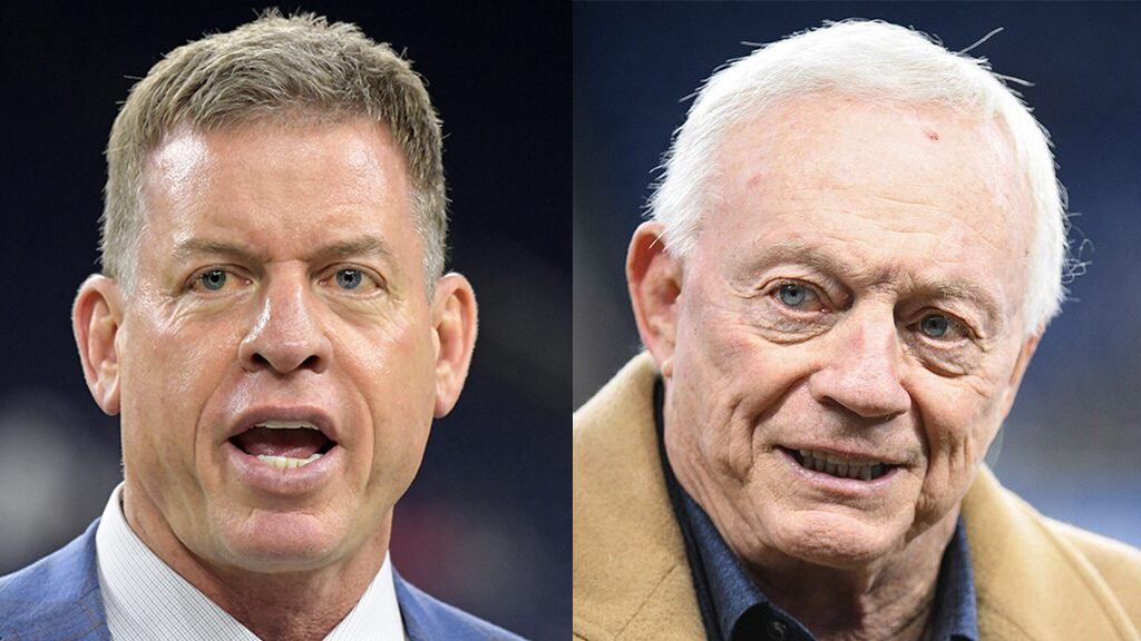 Fox News Today: Cowboys' Jerry Jones responds to Troy Aikman's criticism, believes he would want heavy hand in decision-making