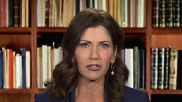 Fox News Today: Impeachment already backfiring on Democrats: Gov. Noem