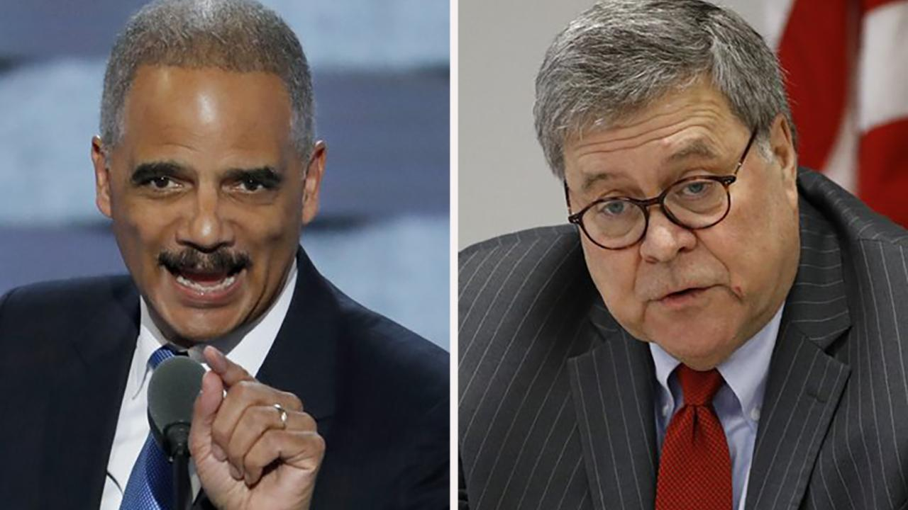 Fox News Today: Von Spakovsky, Fund: Barr not 'unfit' to be attorney general – Here's the man who deserves that title