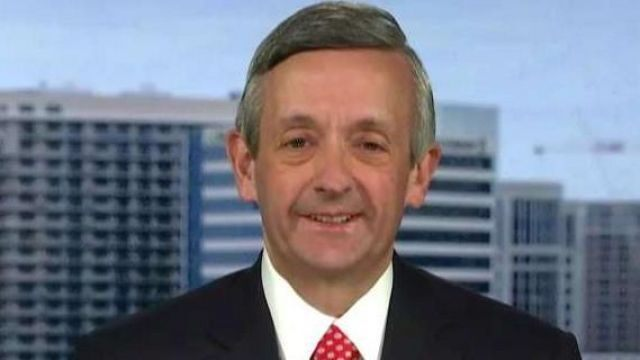 Fox News Today: Jeffress: Christianity Today is a dying magazine that's diametrically opposed to evangelical Trump supporters