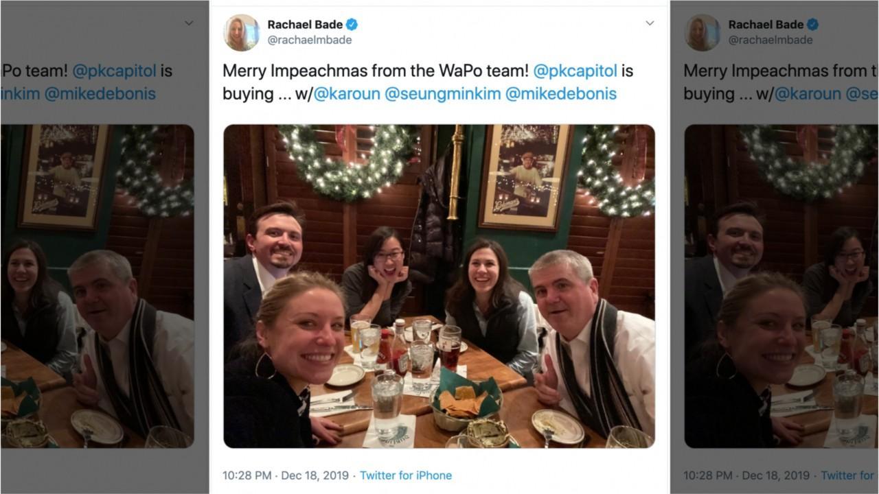 Fox News Today: Dan Gainor: Trump impeachment thrills left-wing media –'Merry Impeachmas!'