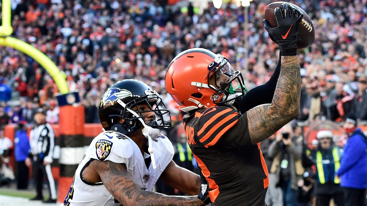Fox News Today: Odell Beckham Jr. in heated confrontation with Browns coach Freddie Kitchens on sideline