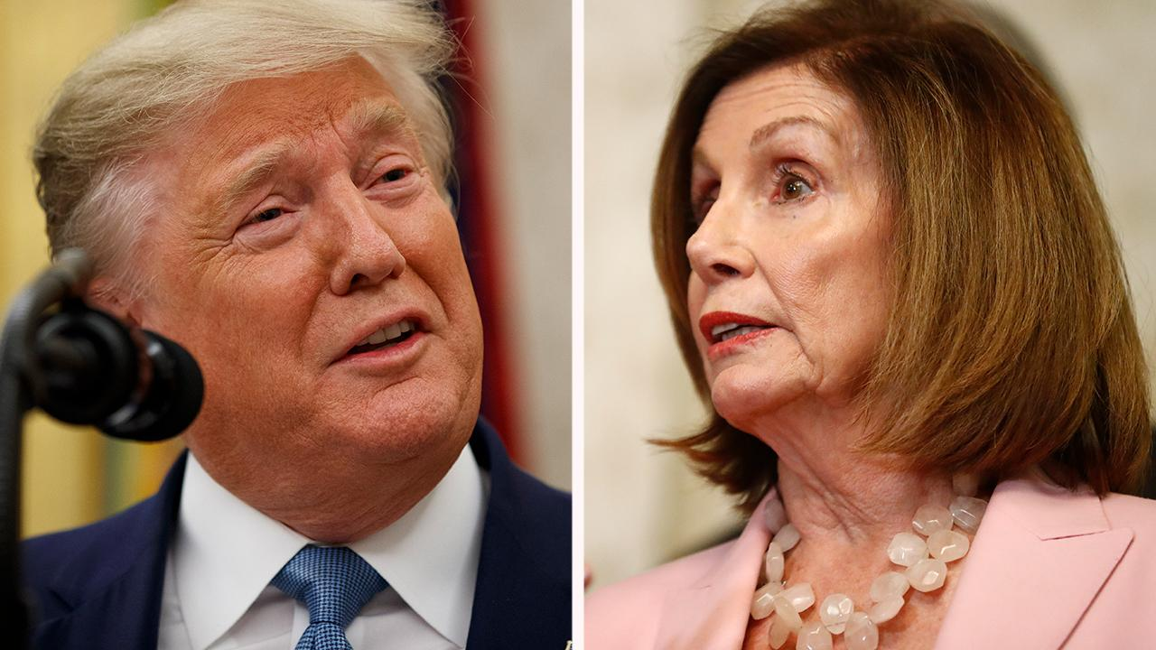 Fox News Today: Mary Anne Marsh: Trump, Pelosi agree! What part of impeachment drama has them on the same side?