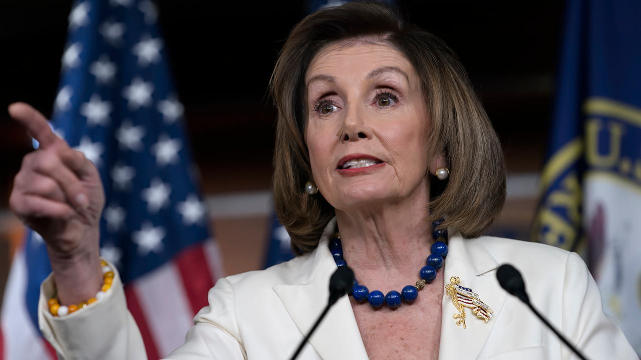 Fox News Today: Liz Peek: Queen Pelosi wants to rule the Senate and nation but voters will revolt