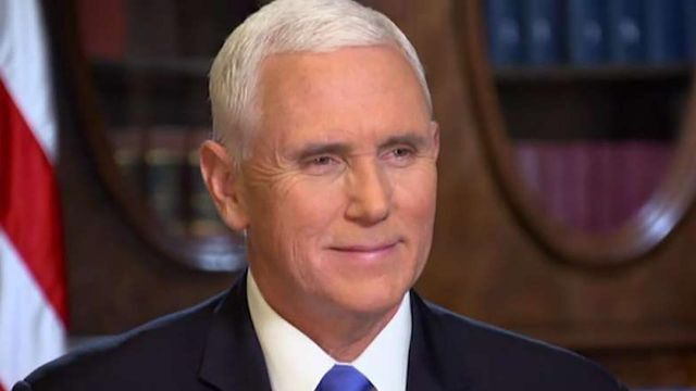 Fox News Today: Vice President Pence sets record straight on Ukraine on 'Justice'