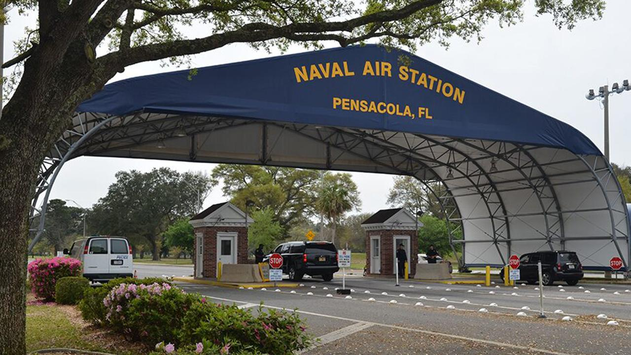 Fox News Today: NAS Pensacola shooting presumed to be 'act of terrorism,' one gunman involved, FBI says