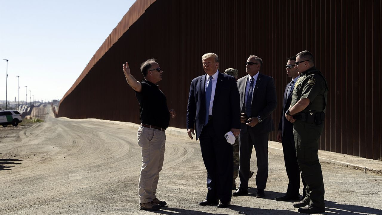 Fox News Today: Judge's order fails to halt privately funded border wall construction