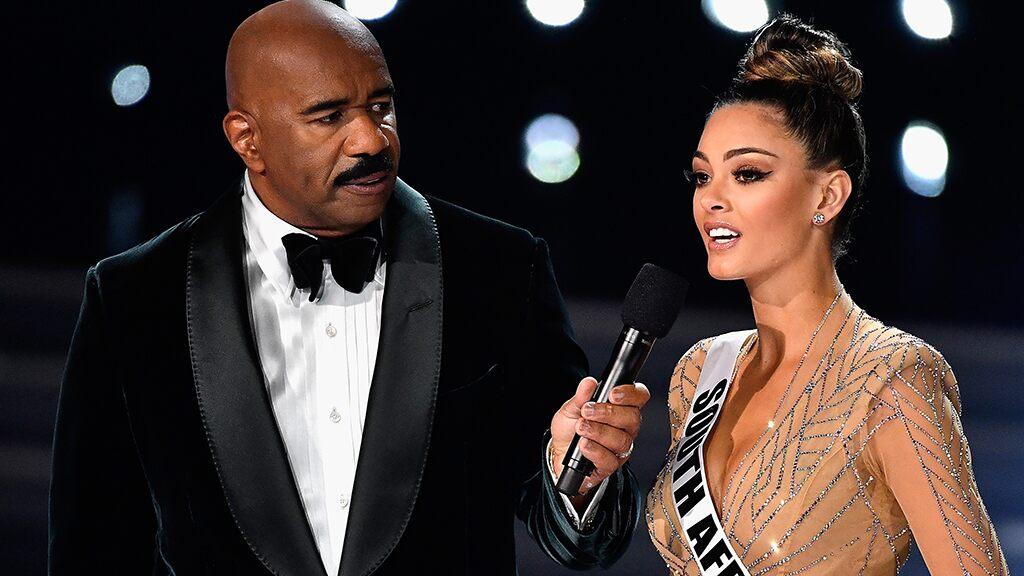 Latest News: Steve Harvey accused of flubbing name of Miss Universe costume contest winner – Fox News