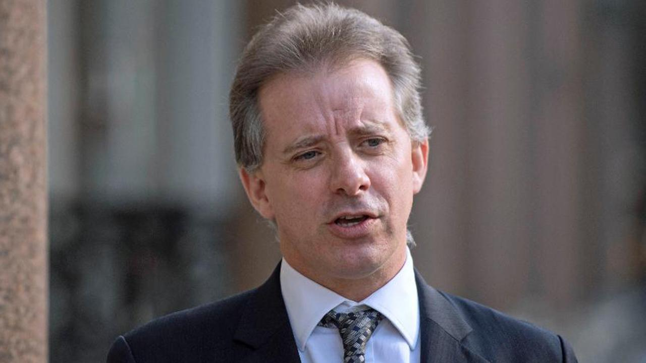 Fox News Today: Steele warned that IG report contains information previously blacked out, report says