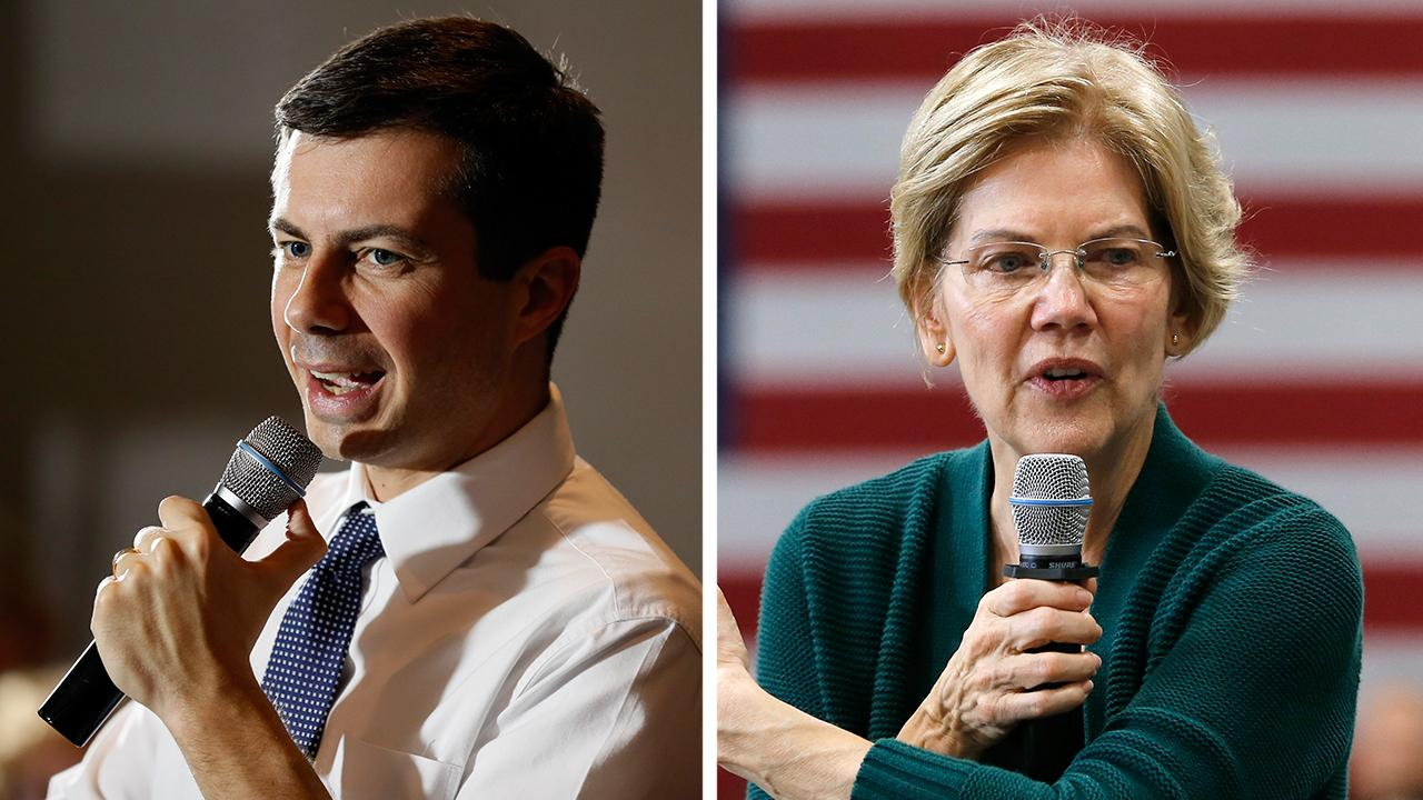 Fox News Today: Mary Anne Marsh: Warren vs. Buttigieg – who has the edge after this latest round?