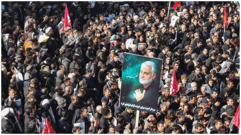 stampede-at-soleimani-funeral-in-kerman-kills-dozens-[video]