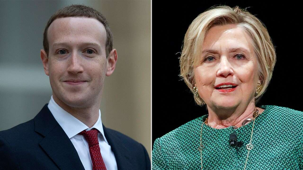 clinton-says-zuckerberg-'authoritarian'-on-misinformation,-'intends-to-reelect-trump'