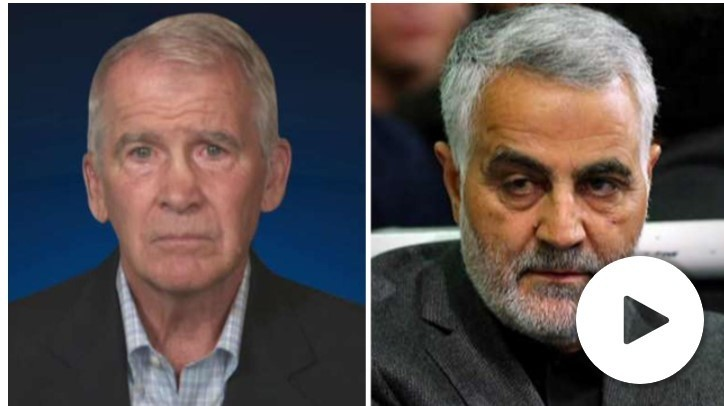 Several Democrats vying for the White House in 2020 condemned Iranian Gen. Qassem Soleimani before taking aim at President Trump for ordering the deadly airstrike that will escalate tensions in the region and was done so without Congress' approval.