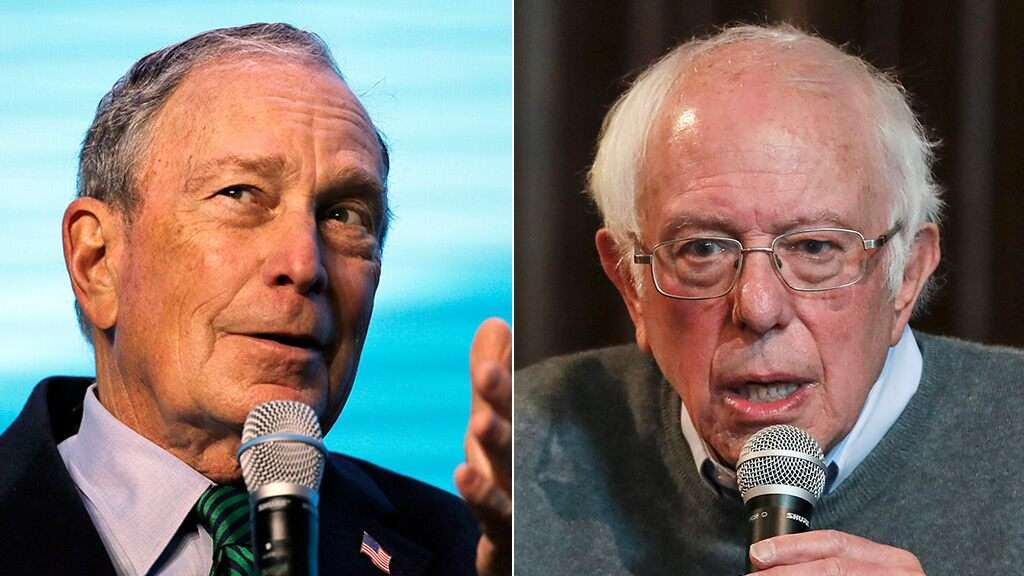 Bloomberg camp slams Sanders aide after claiming history of heart attacks: 'Completely false'