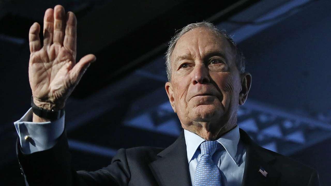 Bloomberg stages massive media barrage against Sanders, prepares for critical debate showdown