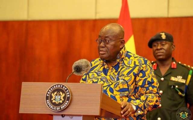 President of the Republic, Nana Addo Dankwa Akufo-Addo