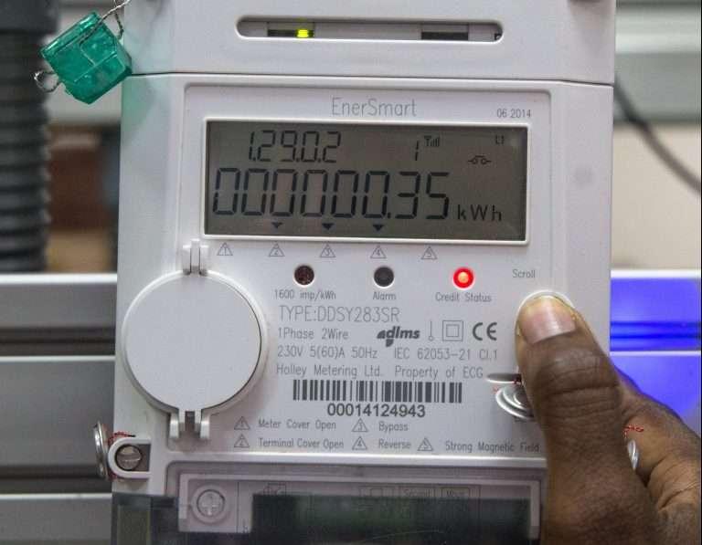 ECG cracks down on power theft in Accra West