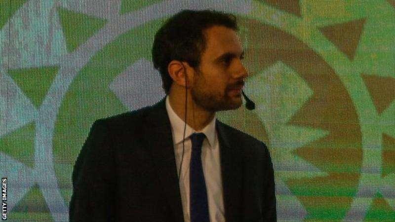 Former Caf General Secretary Amr Fahmy dies
