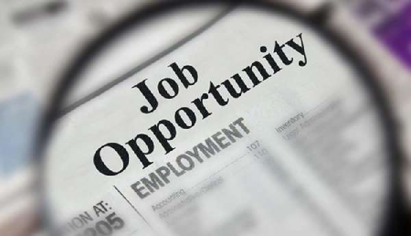 Friday: Advertised jobs in newspapers today