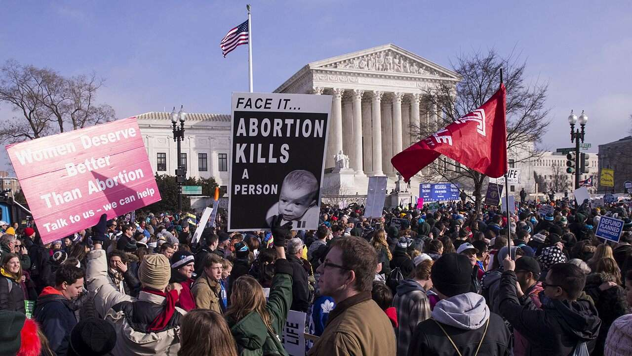 House committee debates bill that would overrule state restrictions on abortion