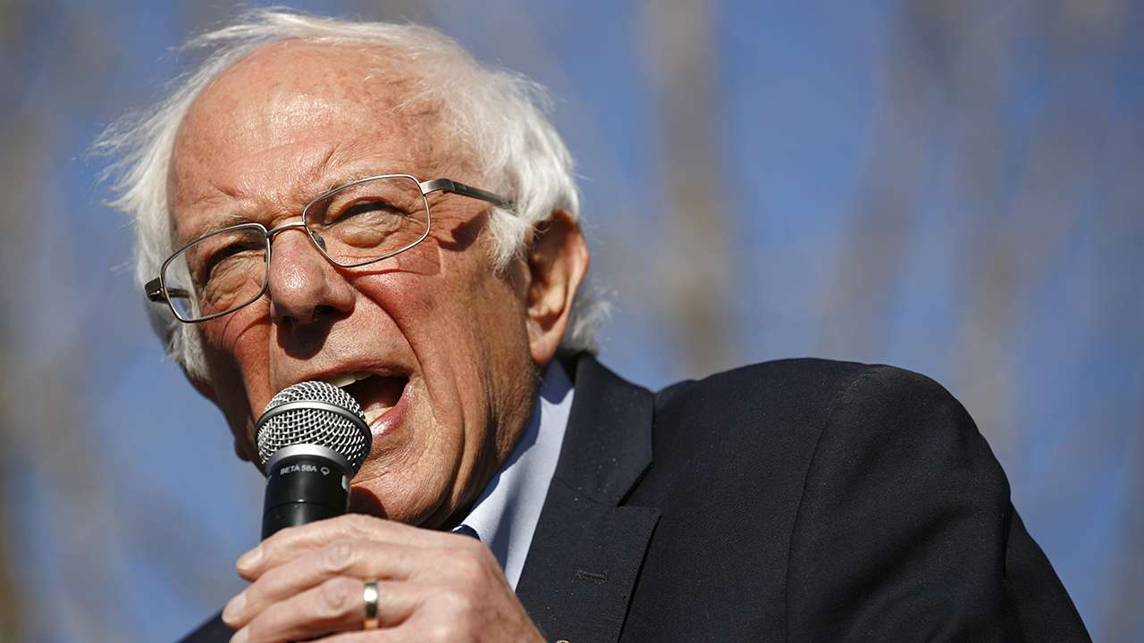 Sanders' national surge continues   Fox News
