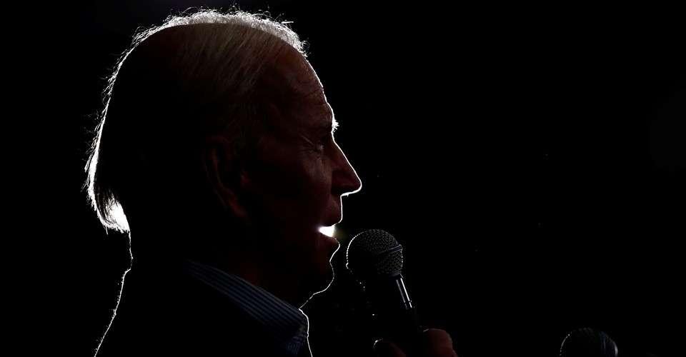 Trump's Big Gamble on Biden