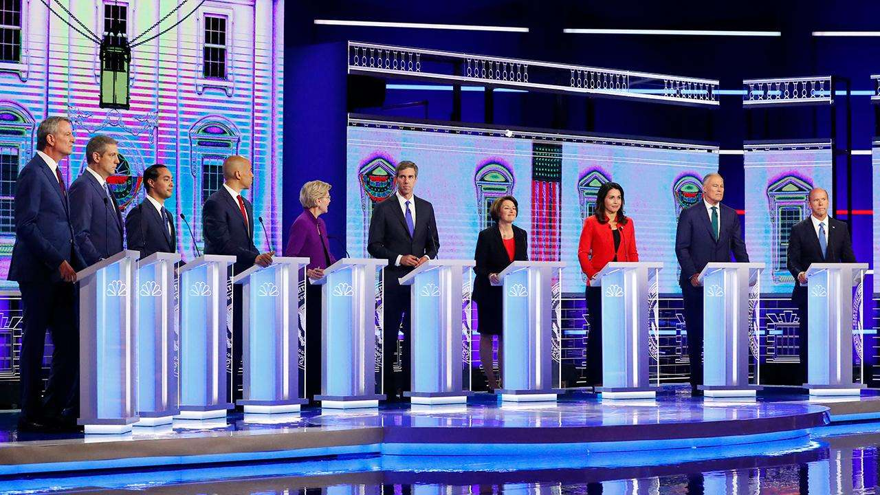 Who's dropped out of the 2020 presidential race?