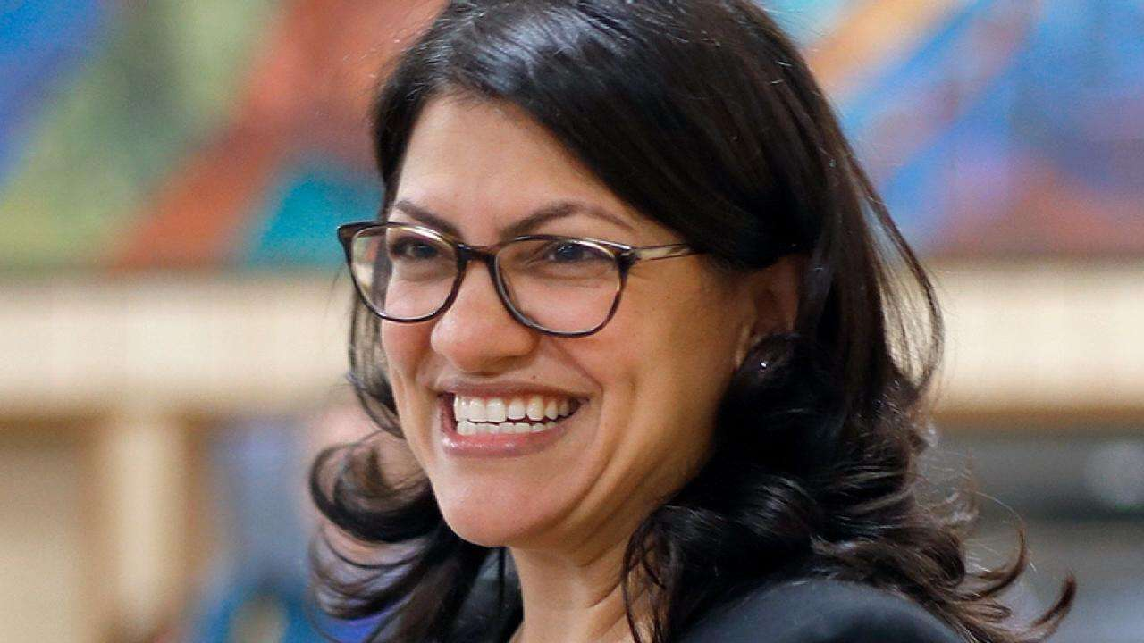 Bernie backer Tlaib invokes Anita Hill to undercut Biden