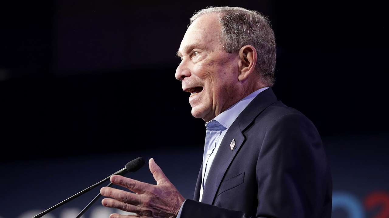 Bloomberg spent more than $5.1 million on each Super Tuesday delegate won