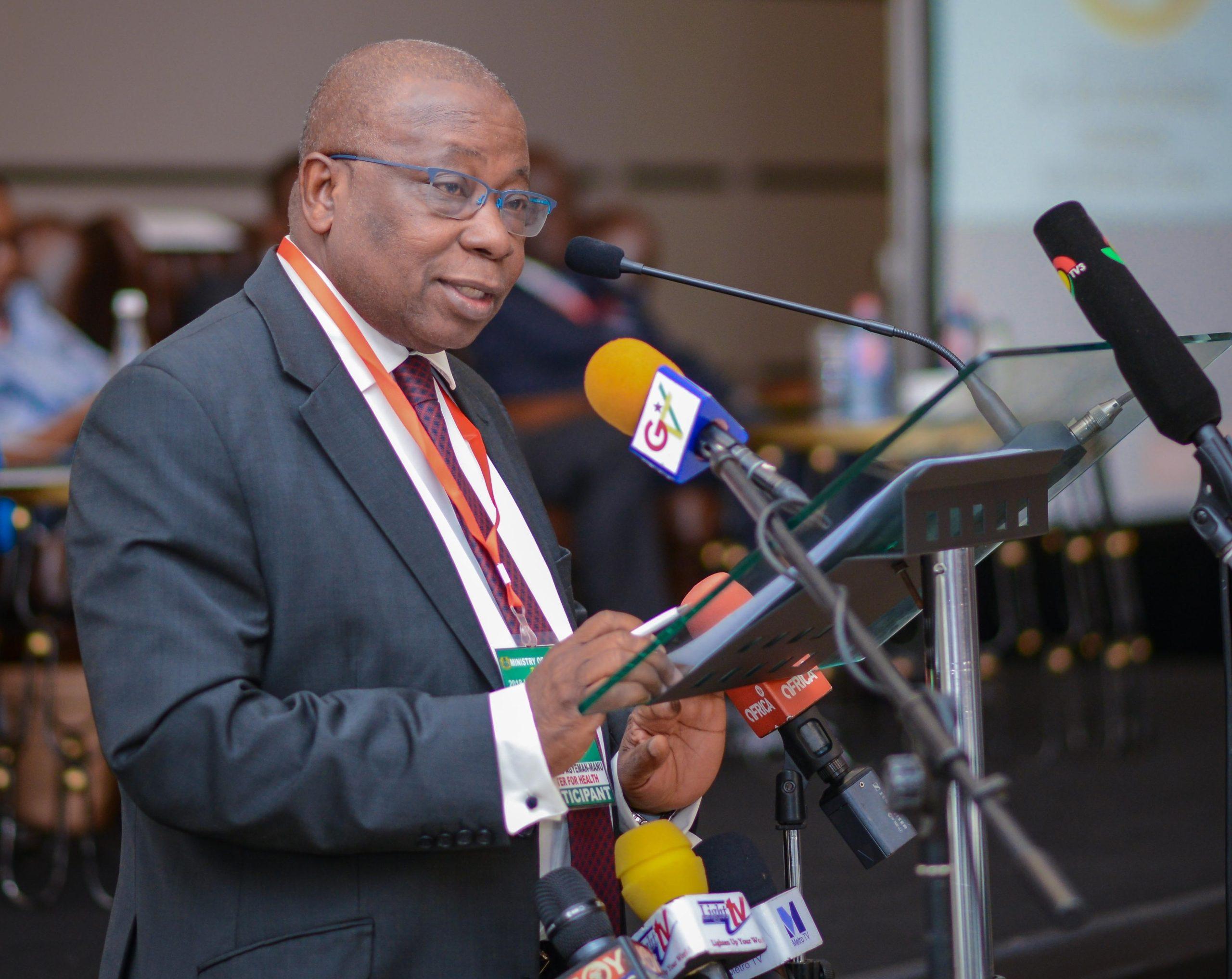 Coronavirus: Avoid handshakes – Health Minister urges Ghanaians