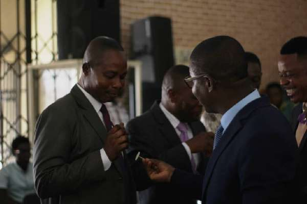 Pastor Musah Yahaya announced that the action was due to the outbreak of Coronavirus in other places