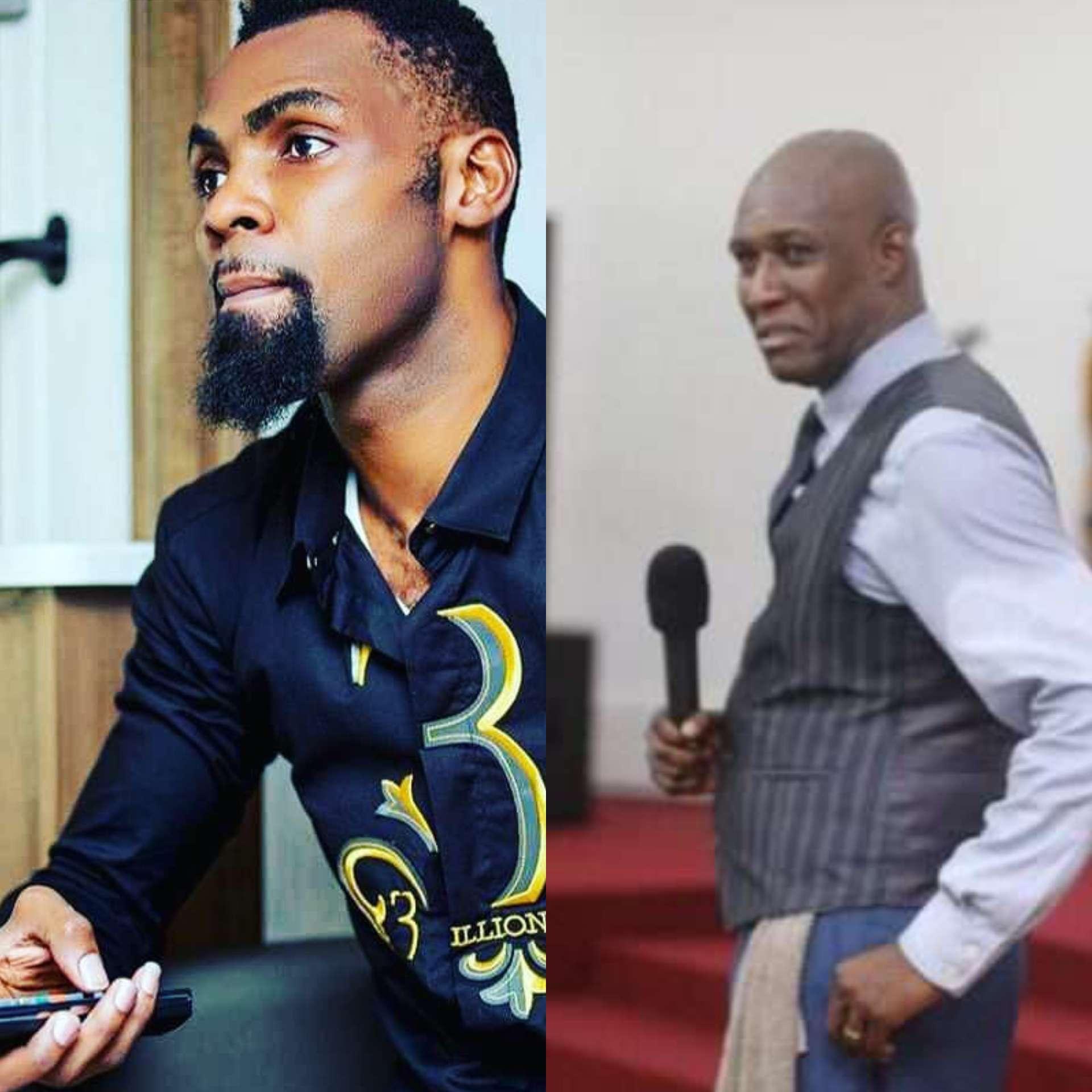 Rev Obofour sends a strong warning to Prophet Kofi Oduro