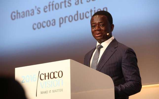 Justice Honyenugah dismisses Opuni's objection over his political comment
