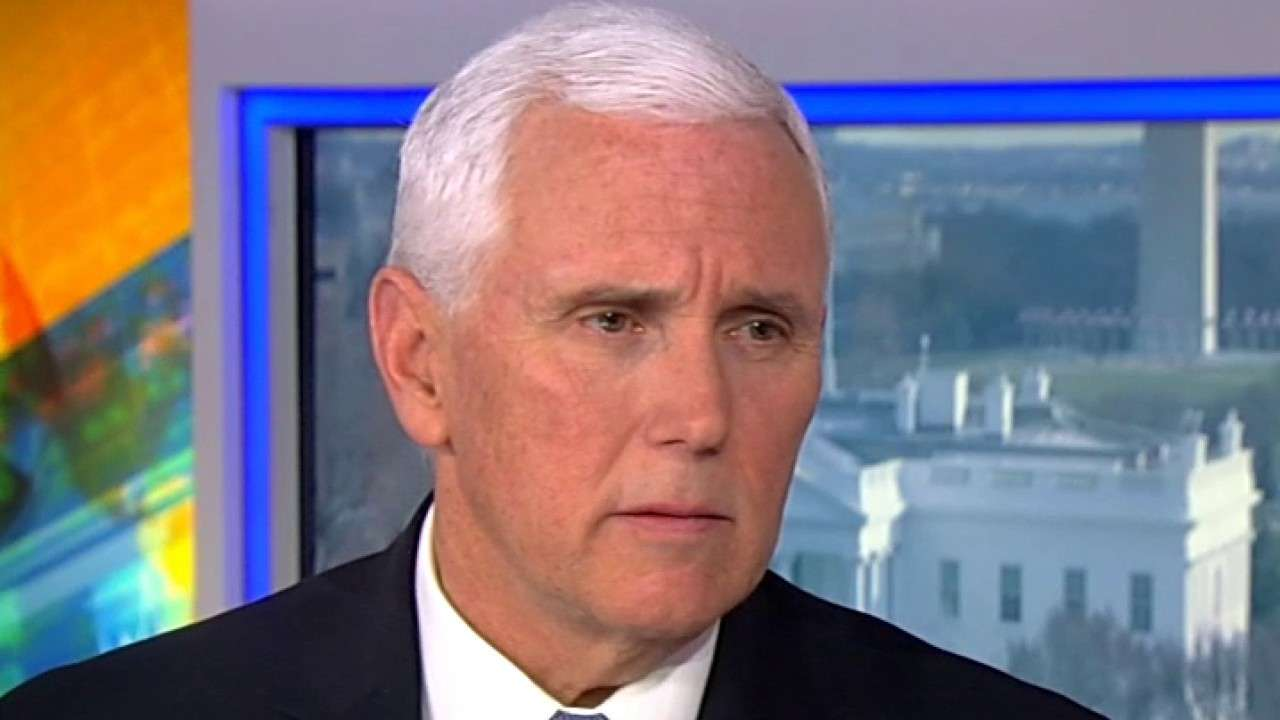 'Many more cases' of coronavirus expected in the US, but risk remains 'low,' Pence says