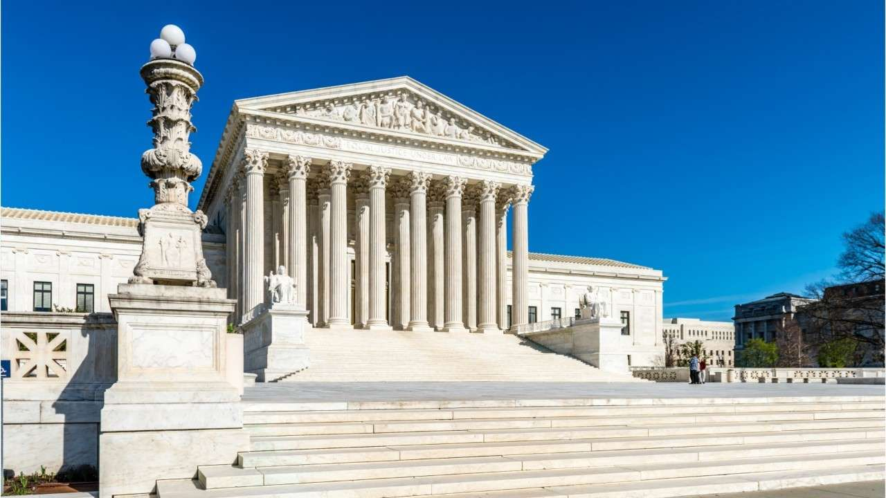 Supreme Court says all justices are healthy amid coronavirus pandemic